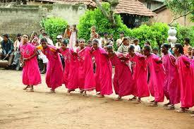 DHIMSA TRIBLE DANCE