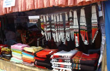 zeliang traditional attire atroad show