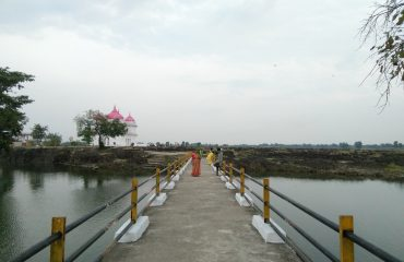 Way to Sahastrabahu Temple