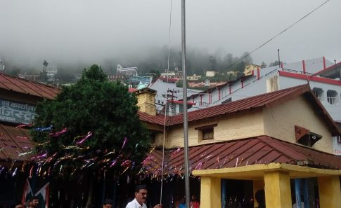 72nd Independence day celebrations at collectorate campus