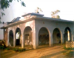 Gurudwara at village Gurdas Nangal