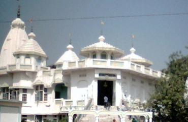 Gurdwara at the village Gurdas Nangal,