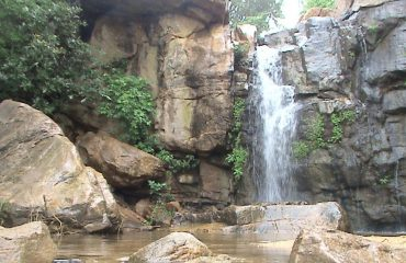 Katthiwada Water Fall-