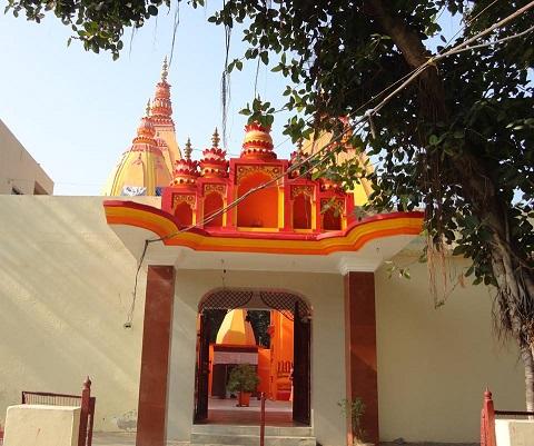 Panchmukhi-Shivling-Mandir