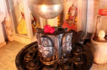 Old Panchmukhi Shivling