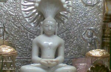 Moolnayak-Parshvnath-Statue-inside-Temple