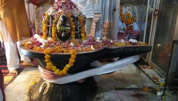 Panchmukhi-Shivling-Near-View