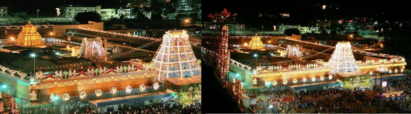 శ్రీవారి ఆలయం