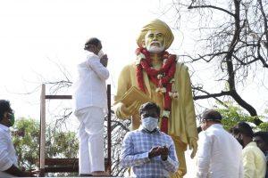 Mahatma Jyotirao Govindrao Phule.