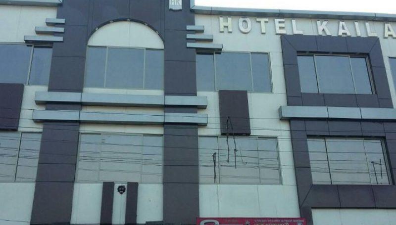 hotel kailash haridwar