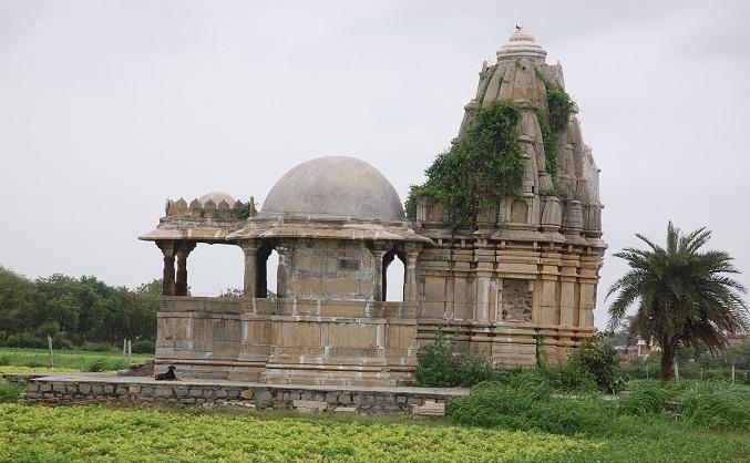 बरुखेडा मंदिर