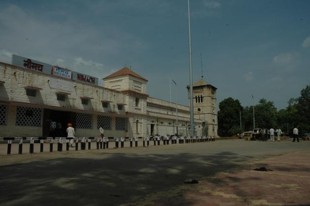 रेल्वे स्टेशन
