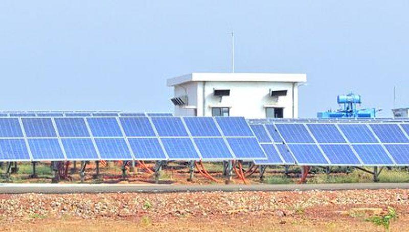 वेलस्पन-सौर-परियोजना