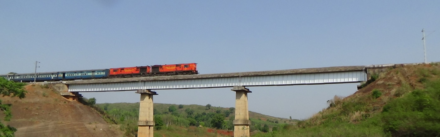 Railway Over bridge