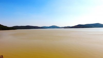 Kolab River Dam