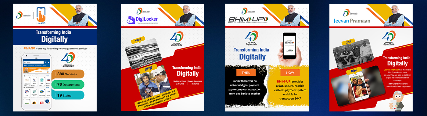 Digital India Anniversary