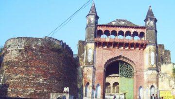 महाराजा तेज सिंह किला मैनपुरी
