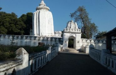 Huma, the Leaning Temple of Lord Shiva