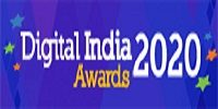 Digital India Award Banner English