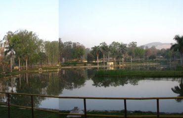 Lake Park Vindhyanagar