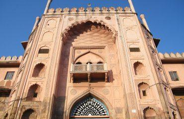 Entrance Gate of Taj-ul-Masajid
