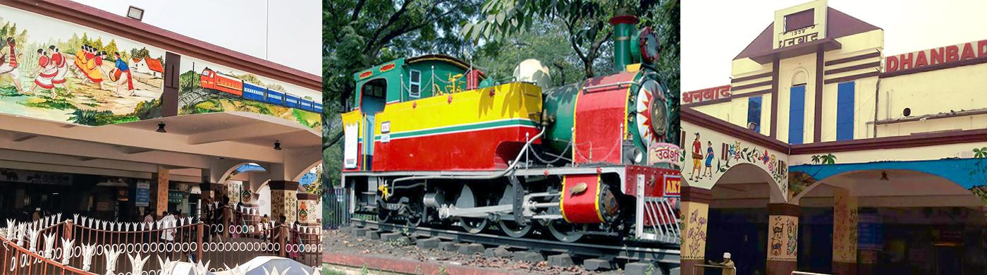 Railway Station Dhanbad