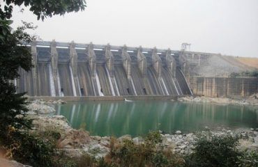 View of Maithon Dam