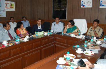 Bangladesh Civil Officers Visit to District Panipat