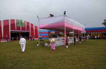 View of Pandal at Arunachal Agi Expo 2018 event