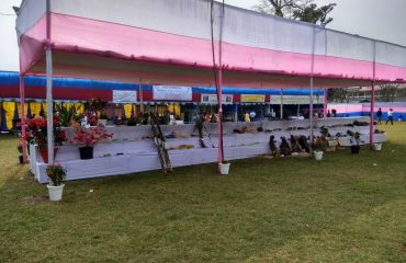 Display of Agri and Horti products at Arunachal Agi Expo 2018