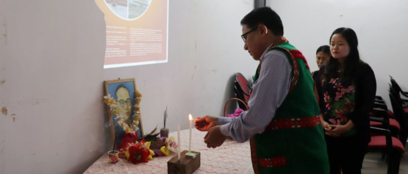 Social Justice Day Celebration at Pasighat