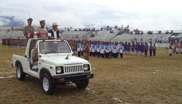 72nd Independence Day 2018 Celebration at Pasighat
