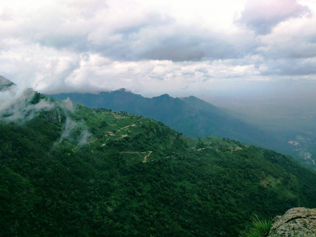 Lamb's Rock Kotagiri Road View