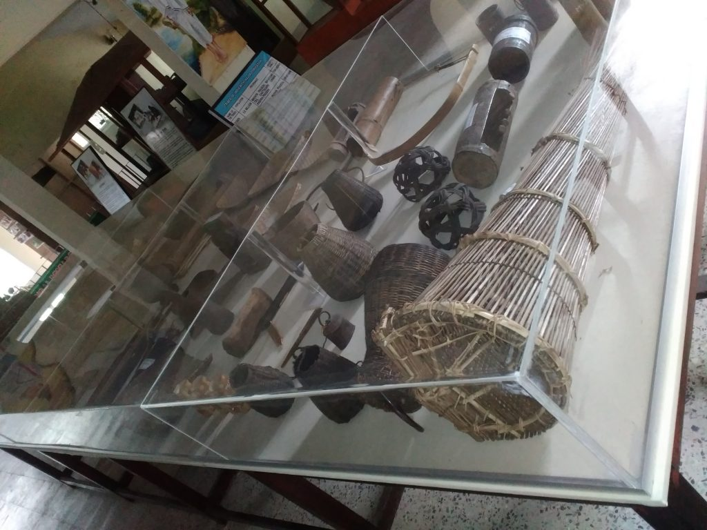 Handicrafts of the Tribes