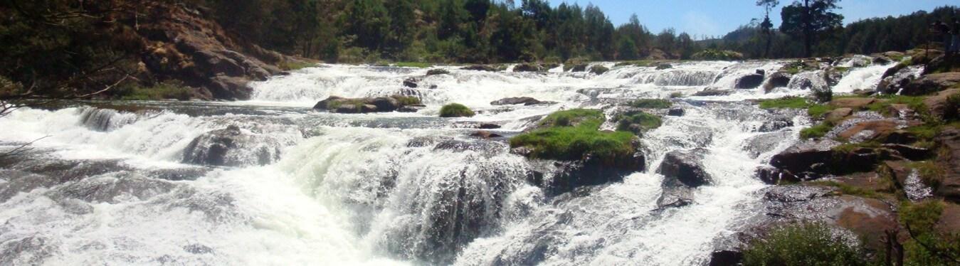 Pykara Water Falls, Ooty