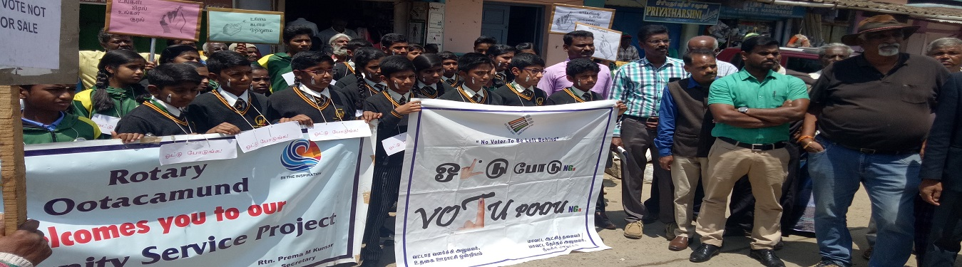 Voter Awareness Programme