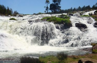 Another  View of Pykara Waterfalls