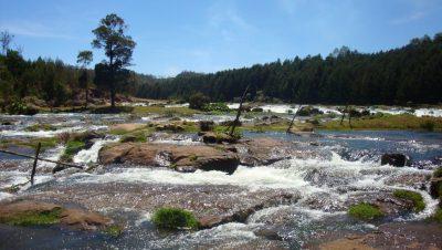 View of Pykara River
