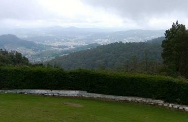 Another View of Ooty Town from Dodabetta