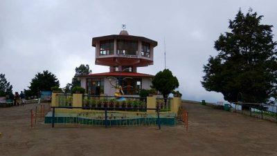 Dodabetta front view