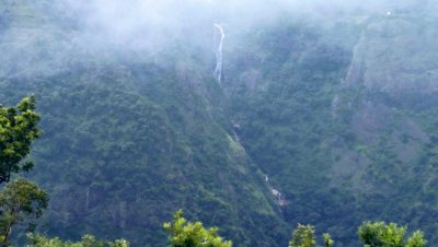 Catherine Falls View - Dolphin's Nose Coonoor