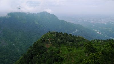 Mettupalayam View -Dolphin's Nose Coonoor