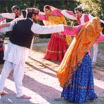 Famous Folk Dance of Kumaon -Jhora dance