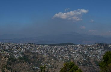 A view of Almora-East