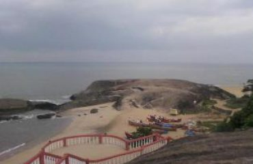 Someshwara Beach