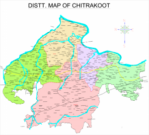 digital map_chitrakoot