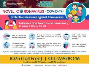 corona virus help