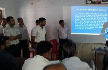 District Magistrate during PO Training_Program