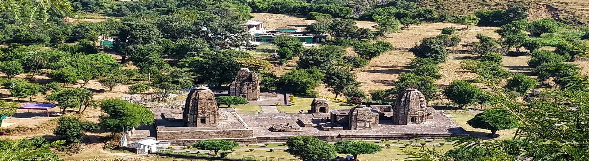 Krimachi Temples Udhampur