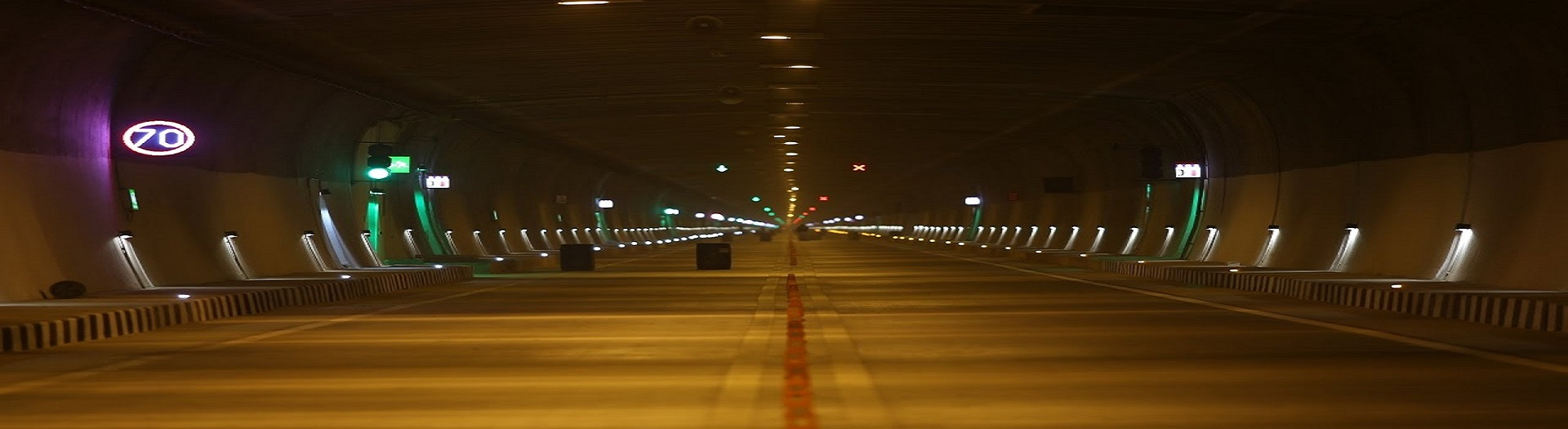 Chenani Nashri Tunnel Highway